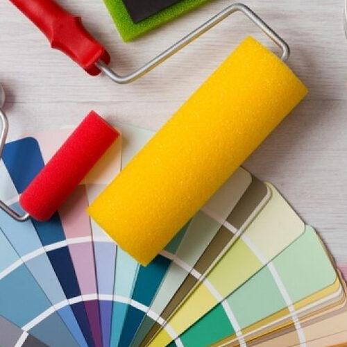 Δόμηση - Χρώματα