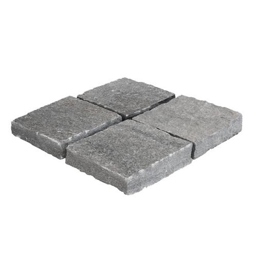 Κυβόλιθοι γκρι Καβάλας 20x20
