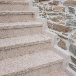 Πέτρινες σκάλες