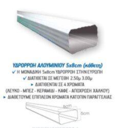 Στήριγμα λουκιού μικρό αλουμινίου CT-300 CASA PRACTIKA