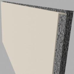 Πλάκες θερμοπρόσοψης - Πάνελ αλουμινίου