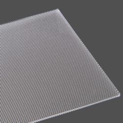 Πολυστερίνης φύλλα τύπου Plexiglass