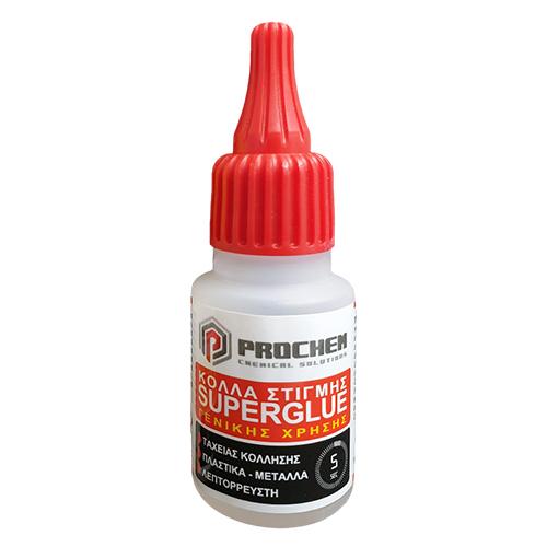 Κόλλα στιγμής Prochem Super Glue λεπτόρρευστη