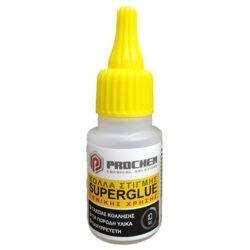 Κόλλα στιγμής Prochem Super Glue παχύρρευστη