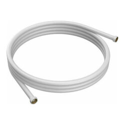 Σπιράλ Inox FB04716 Bianco 150cm