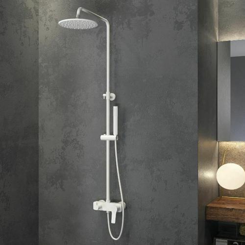 Στήλη μπάνιου Andare Bianco WNW33R98PH