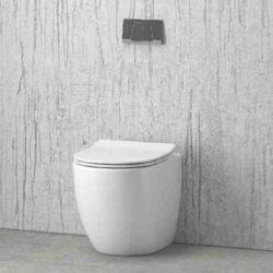 Λεκάνη τουαλέτας NEW LUNA BTW 2030 CASA PRACTICA 1