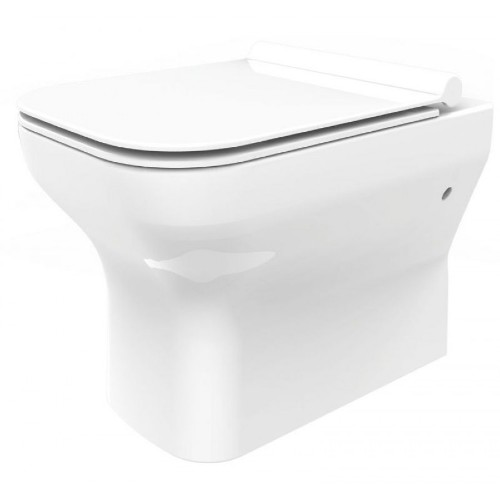 Λεκάνη τουαλέτας RIVIERA CASA PRACTICA